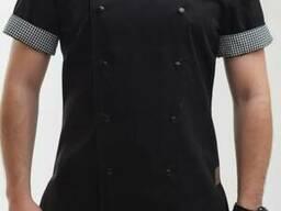 Китель повара, короткий рукав