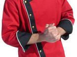 Китель поварской, мужской. женский, ткань -саржа, голландия - фото 1