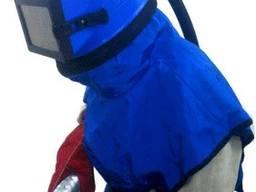 Кивер-1 шлем для пескоструйщика