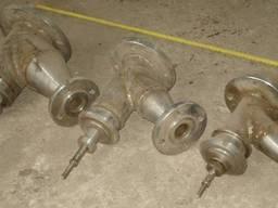 Клапан 15НЖ47П ду-50, ду-65, ду-100