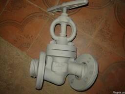 Клапан 15с27нж Д32-40 Ру64 аналог(15с27нж)(кз21200)