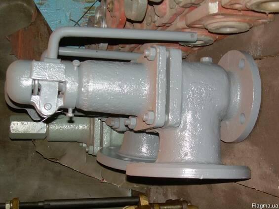 Клапан 17с28нж Ду50 , Ду80