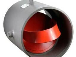 Клапан обратный поворотный 19с47нж (под приварку) PN25, PN40