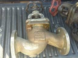 Клапан бронзовый Ду 50, Ру-25