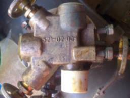 Клапан для манометра штуцерный сальниковый 521-02. 009