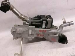 Клапан EGR 50563908 Citroen DS3 2009-2014 1.4HDI б\у