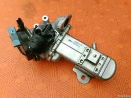 Клапан EGR на Peugeot Expert 2.0 hdi 2010- euro 5