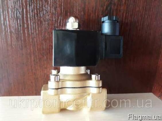 Клапан электромагнитный для воды NC