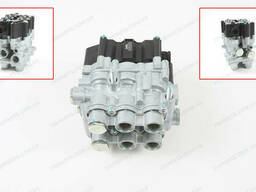 Клапан электромагнитный ECAS DAF, Scania (4729001130 |. ..