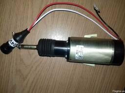 Клапан электромагнитный ГАЗ-3309 управления ТНВД 24V