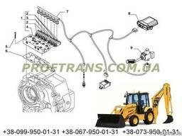 Клапан гидравлический КПП Komatsu WB97R гидрораспределитель