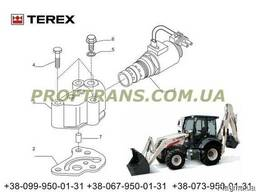 Клапан гидравлический трансмиссии TEREX 820 терекс