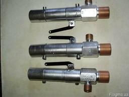 Клапан КК7610. 000-03 рамповый кислородный предохранительный