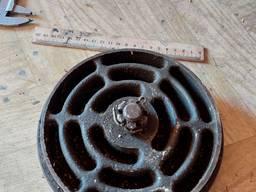 Клапан кольцевой пластинчатый выпускной ф150