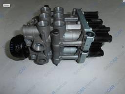 Клапан кран магнитный ECAS Daf XF; Man Tga; Mercedes Actros