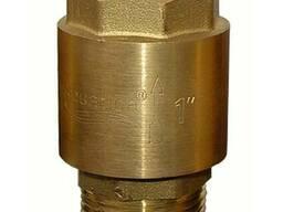 """Клапан обратный Aquatica 1""""Mx1""""F, латунь"""