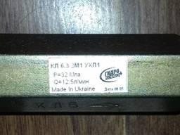 Клапан обратный линейный КЛ 6.3 2М1 УХЛ1