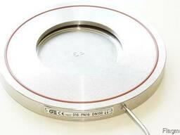 Клапан обратный межфланцевый н/ж AISI 316 Ду65 Ру16