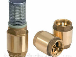 Клапан обратный пластик 1