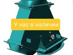 Клапан перекидной КОР 380*36*45*54