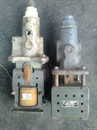 Клапан пневматический КЭТ-16