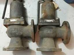 Клапан предохранительный 17с22нж Ду 80 Ру 40