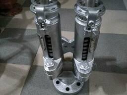 Клапан предохранительный 581-61.395