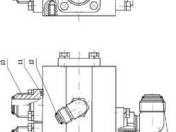 Клапан приоритетный с арматурой 6908-3435005-50 погрузчик. ..