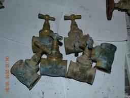 Клапан проходной бронзовый Ду15, Ду20, Ду25, Ду32, Ду40