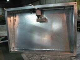 Клапан противопожарный дымоудаления (дымовой) КПД