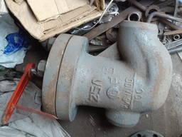 Клапан регулирующий Т-35б Ду100