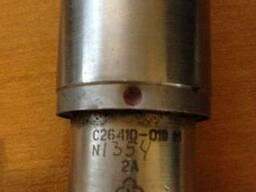Клапан сильфонный С26410-010м (ст. 08Х18Н10Т) Ду. 10, Ру. 200