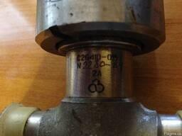 Клапан сильфонный С26410-015 (ст. 08Х18Н10Т) Ду. 15, Ру. 200