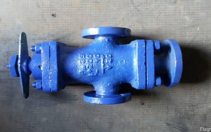 Клапан трехходовой сильфонный 15с23п