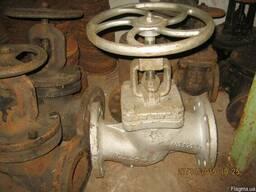 Клапан вентиль 15с22нж ду100 ду125 Ру25-40