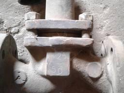 Клапан запорный 14с20п Ду50 Ру25