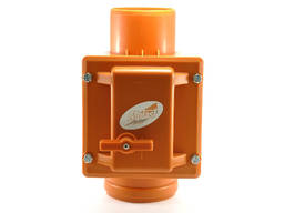 Клапан запорный для канализации ф50-500мм в Кривом Роге