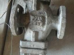 Клапана ЕСПА-0,2-РП-67-ОН-0,4, Ход 16мм. KV-10м3. РУ-25