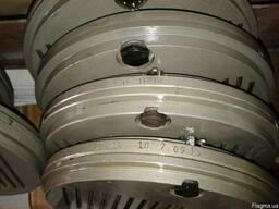 Клапана кольцевые ВЛУ-220 и НЛУ-220