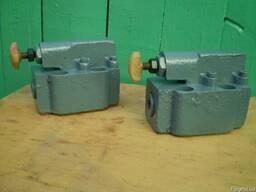 Клапаны предохранительные гидравлические М-КП 10-10-2-11 и