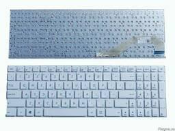 Клавиатура Asus VivoBook X540LA White RU без рамки Original