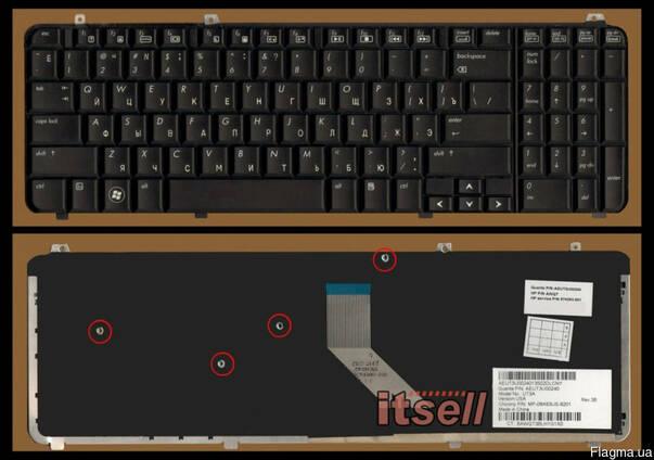 Клавиатура HP Pavilion DV6-1000 DV6-1100 DV6-2000 новая