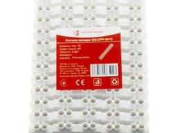 Клеммная колодка Полипропилен 6 A 6 мм²