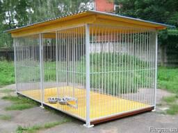 Клетка-вольер для собак