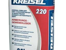 Клей для армирования пенополистирола Крайзель 220