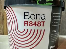 Клей для дерев'яних підлог та паркету Bona R848 T 15 кг силановий