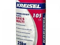 "Клей для керамогранита ""GRES MULTI"" 105 ""Kreisel"" 25 кг"