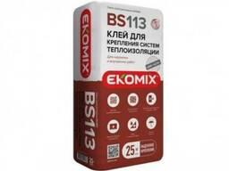 Клей для крепления систем теплоизоляции BS 113 Ekomix