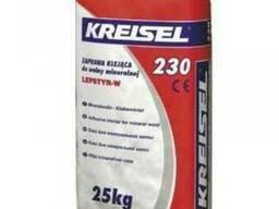 """Клей для минеральной ваты """"Lepstyr W 230"""" """"Kreisel"""" 25 кг"""