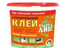 """Клей для напольных покрытий Lacrisyl """"Ультра Лип"""" 12 кг"""